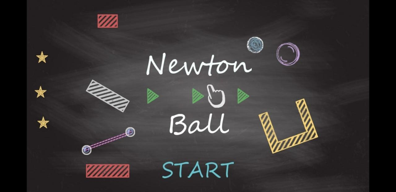 NewtonBall - Physics Ball Game